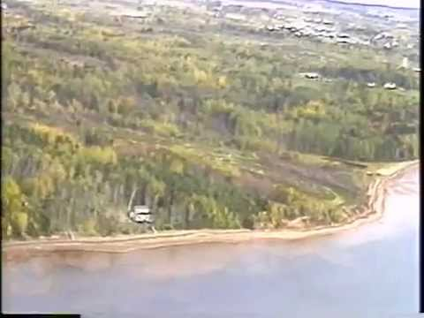 Aerial Survey, Part 9  Graham  Pond to  Boughton  River, Prince Edward Island Coastline