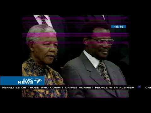 Prince Mangosuthu Buthelezi political journey with Nelson Mandela