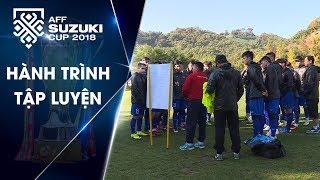 ĐTVN chuẩn bị cho trận đấu tập với CLB Incheon United   VFF Channel