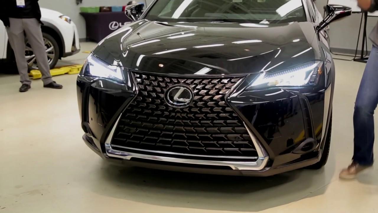 The Lexus Ux Launch At Germain Lexus Of Easton Youtube
