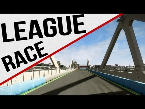 F1 2012 - Valencia ARL League Race Edit - Commentated