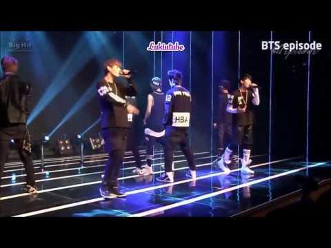 BTS Daesan (Daegu + Busan) love-line - Đập tay everywhere