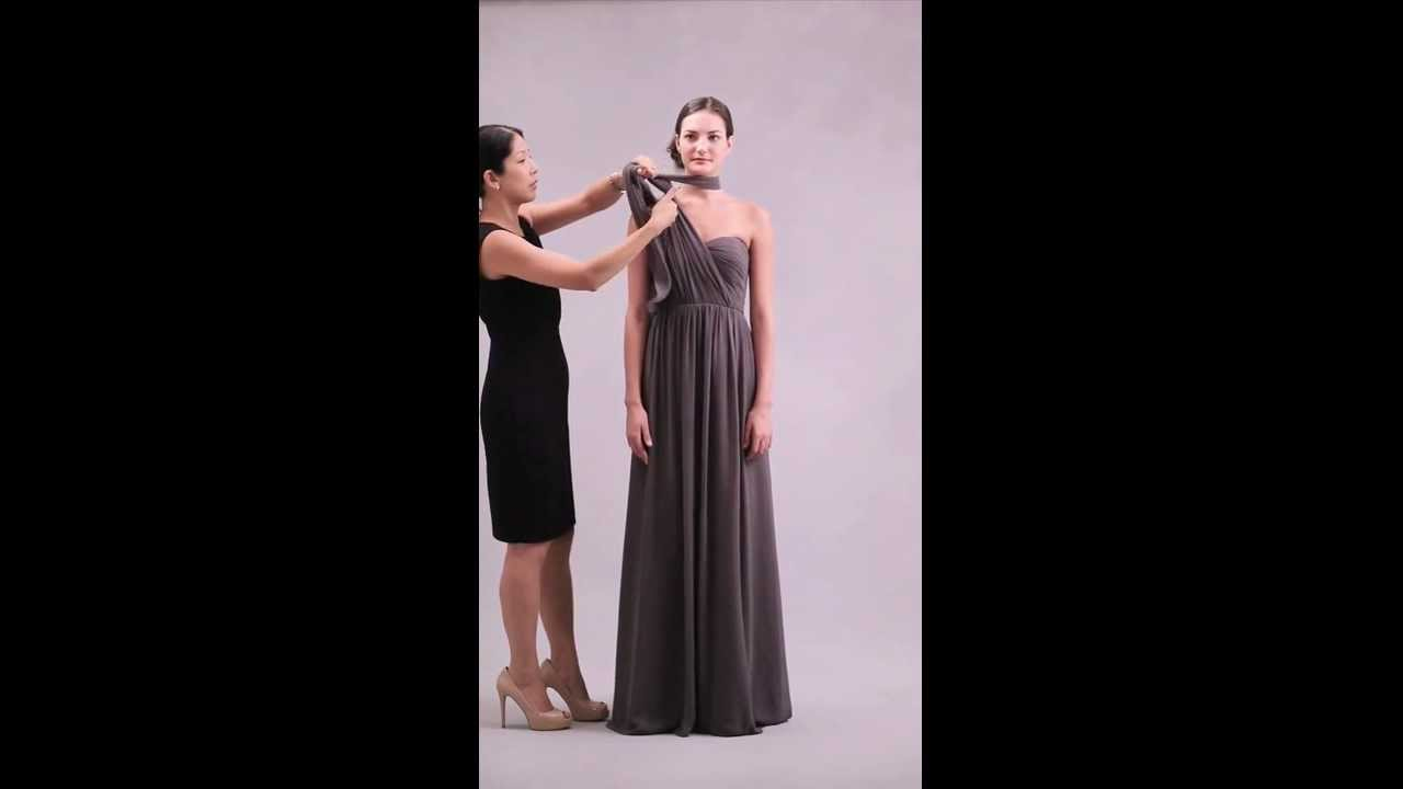 How to convertible wear dress youtube exclusive photo