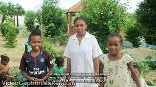 Ecoles du Monde, ONG travaillant à Madagascar présente l'école de Besely, dans la brousse