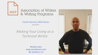 technical writing as a career