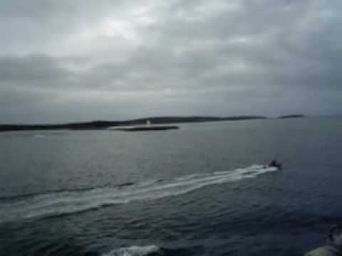 Halifax Harbor Pilot boat
