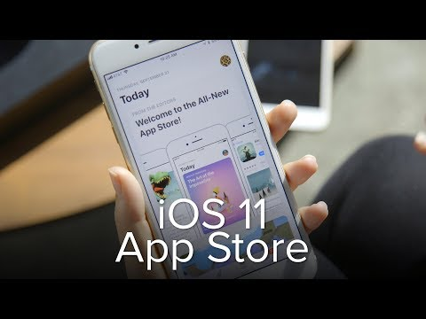 iOS 11: Meet the new App Store