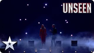 Be STARSTRUCK by Marco Tempest's MAGICAL DRONES! | Auditions | BGT: Unseen