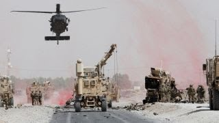 Officials paint a grim picture for success in Afghanistan
