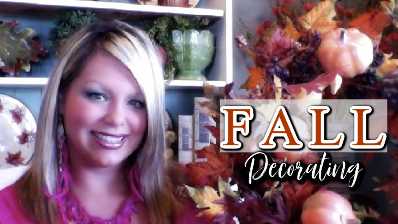 Fall Decorating | The Lost Files