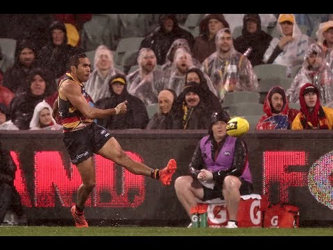 Eddie's wet-weather special | Round 9, 2018 | AFL