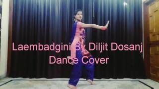 Laembadgini Dance Video  Diljit Dosanj