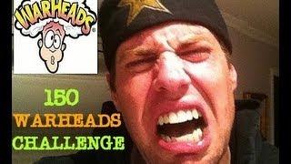 150 Warheads Challenge-WORLD RECORD