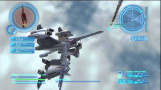 Macross Trial Frontier (PS3) - Stage 3