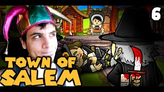 The Jokes On You! (The Derp Crew: Town of Salem - Part 6)