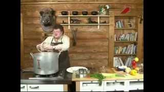 Как приготовить голову кабана