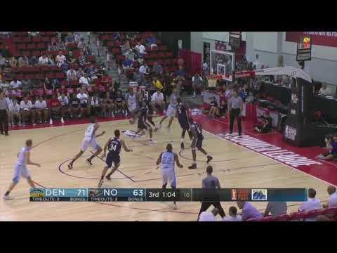 Dallas Moore Post 2017 NBA Summer League