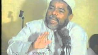 Sheikh Naasor BACHU - MAUTI NA MAANDALIZI YASIKU YA QIYAMA 1/2