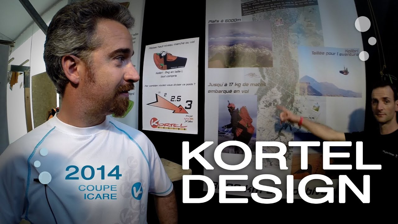 News from Kortel Design (Coupe Icare 2014)