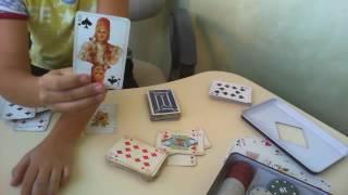 розпакування #1 (карти і покер!!!)