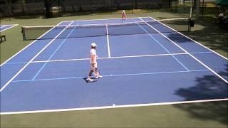 2013 Bobby Curtis Usta Florida Junior State Championships (orange Ball)