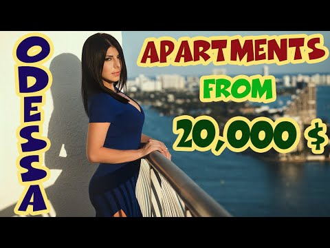 ✅ Odessa Apartments 🏡 7 Studios Review of Real Estate in Ukraine from 20K 💰