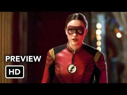 The Flash 3x04 Inside