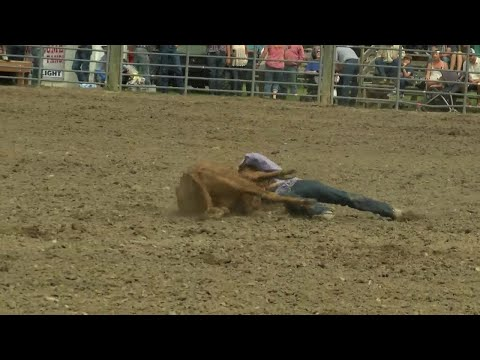 Choteau American Legion Rodeo draws big Independence Day crowd