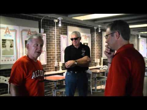 Ron James and Acadia AD Kevin Dickie talk Saskatchewan