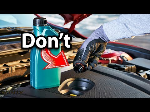 Never Buy This Engine Oil