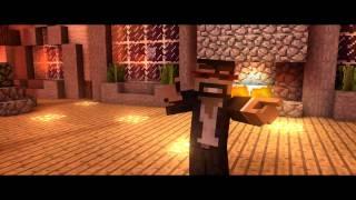 Minecraft Usher feat pitbull dj got us falling in love again (Parody)