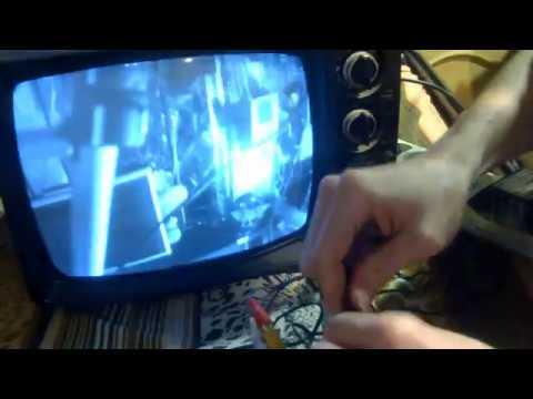 Простой ремонт камеры видеонаблюдения