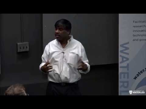 WaterTalks: Using complex groundwater models for decision-making; when is enough - Prabhakar Clement