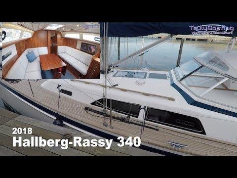 Hallberg Rassy 340