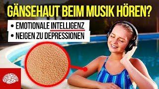 Warum kriegen wir beim Musikhören Gänsehaut?