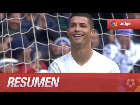 Resumen de Real Madrid (7-1) Celta de Vigo