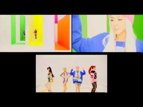 2NE1 - Gotta Be You (3-in-1 Version)