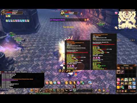 Archlord 2 pvp ganja vs cheveroth