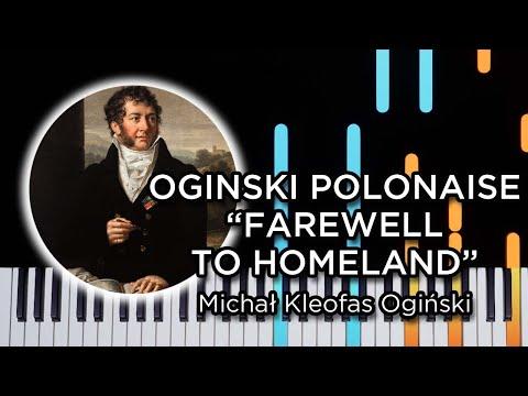 Oginsky Polonaise