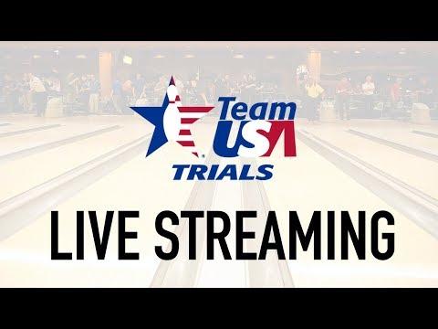 2018 USBC Team USA Trials - Round 1 (women)