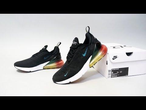 Repeat Nike Air Max 270 SE Black Multi Color AQ9164 003 by