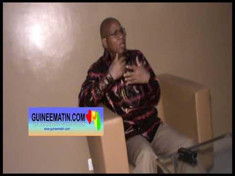 Amadou Diallo BBC à Guineematin : cas du 1er militant du RPG tué par la police