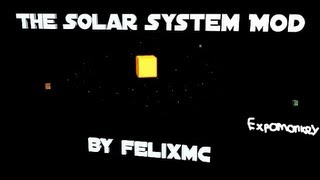 Mod Review-Solar System- A whole new world!!