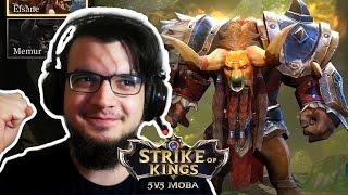 EN GÜZEL MOBİL OYUN!? - Strike of Kings