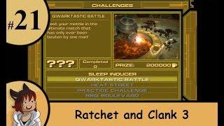 Ratchet and Clank 3 part 21 - Qwarktastic battle
