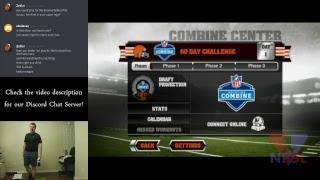 Lets Get Rekt! w Chris! #1 (NFL Training Camp, Wii 2010)