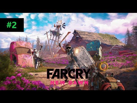 [Hindi] FAR CRY NEW DAWN | Let\'s Have Some Fun#2