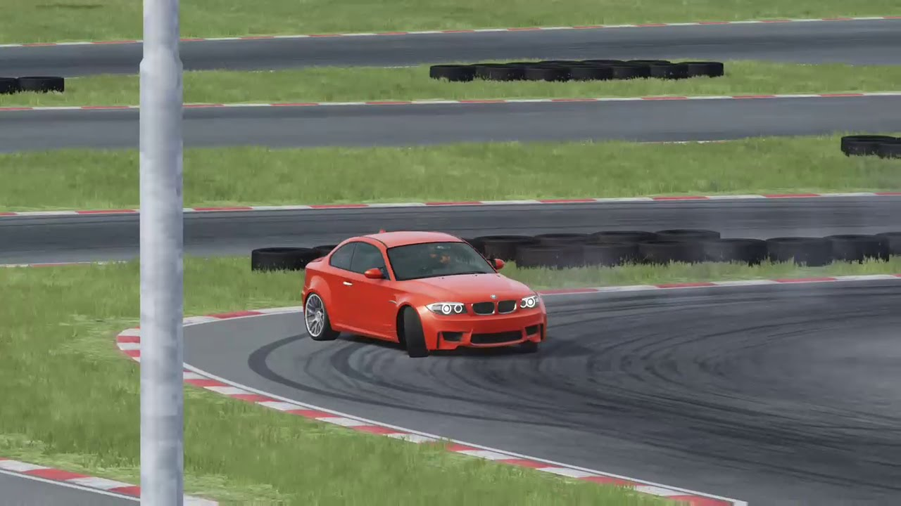 assetto corsa bmw 1m drifting w wheel xbox one youtube. Black Bedroom Furniture Sets. Home Design Ideas