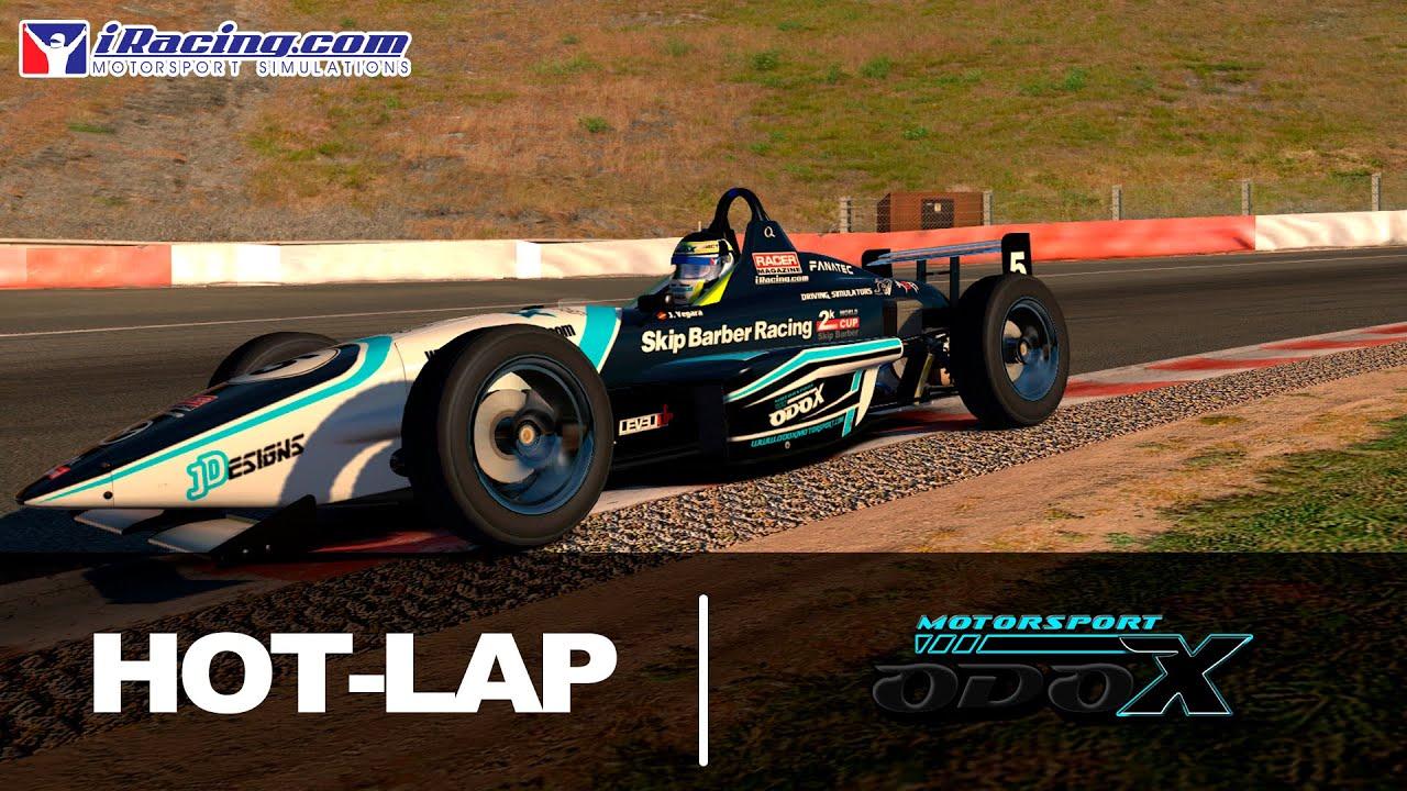 Circuito Barber : Iracing hotlap coche skipbarber circuito spa francorchamps
