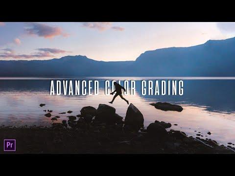 Advanced COLOR GRADING Techniques In Premiere Pro